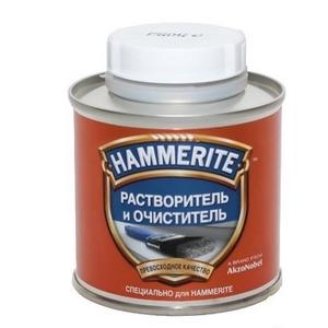 Растворитель и очиститель краски Hammerite 0,25л (6шт/упк.)