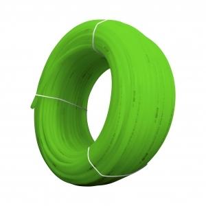 Труба из термостойкого полиэтилена Valfex (Вальфекс) PE-RT 20х2,0 (100) зеленая