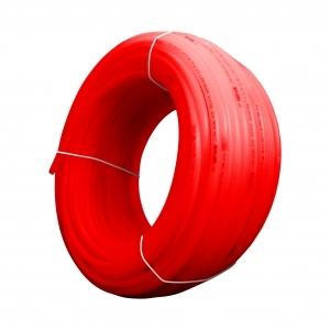 Труба из термостойкого полиэтилена Valfex (Вальфекс) PE-RT 20х2,0 (100) красная
