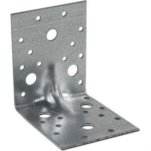 Крепежный уголок усиленный 130х130х100мм