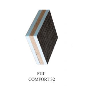 Звуко-теплоизоляционная панель Ruspanel RPG COMFORT 32, 1250х595х32 мм