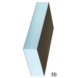 Звуко-теплоизоляционная панель STUROFOAM RPG 50 XPS 2500х600х50мм, 1.5м2