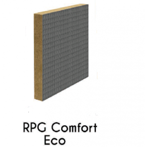 Звукоизоляция Ruspanel Comfort 22, 1250х600х19 мм