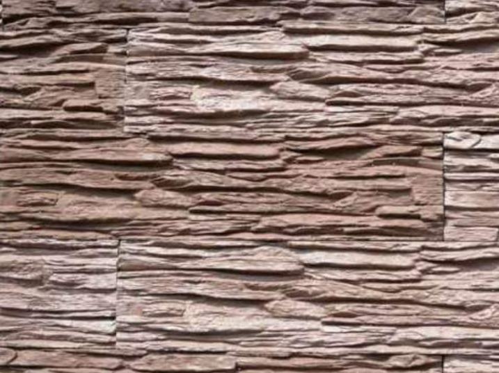 Искусственный камень Еврокамень (сланец), 370 мм