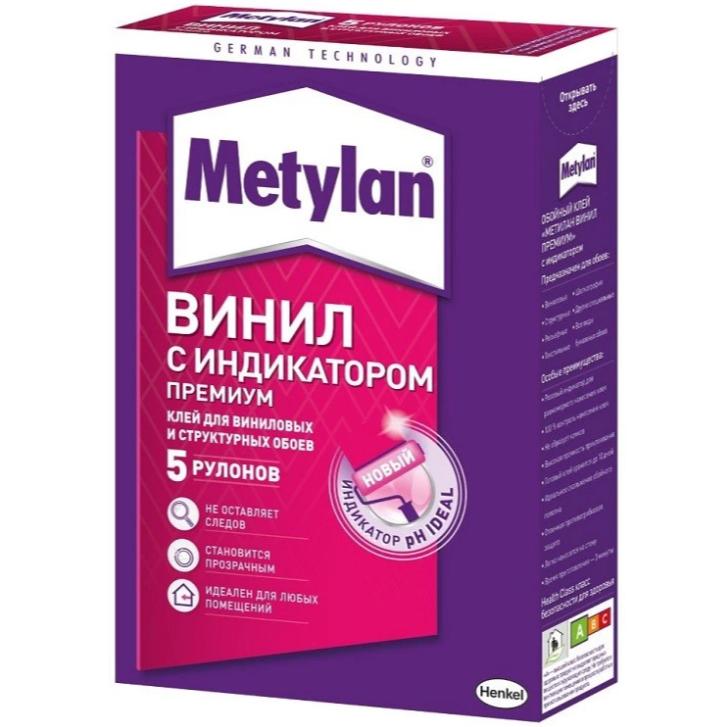 Metylan Винил Премиум 150 г, Обойный клей для виниловых обоев