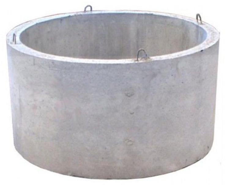 Купить Кольцо колодезное КС-20-6 — Фото №1