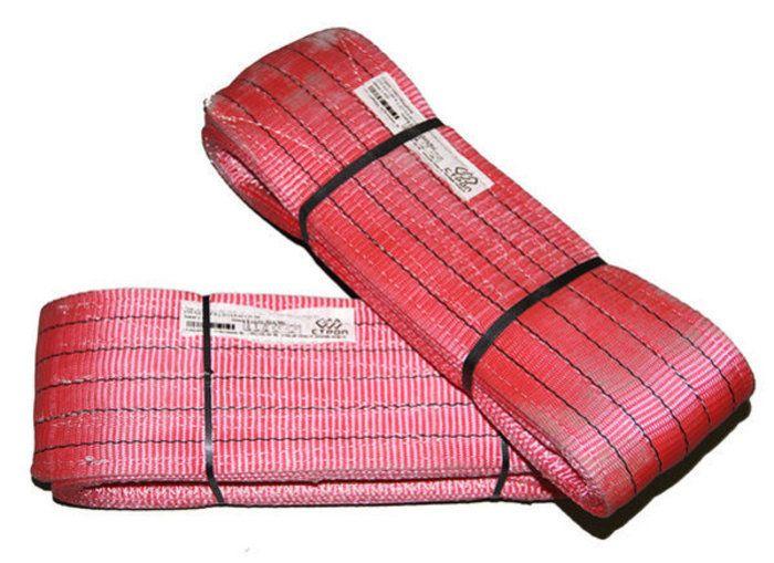 Купить Строп двухпетлевый текстильный 5т 150 мм, длина 5 м — Фото №1