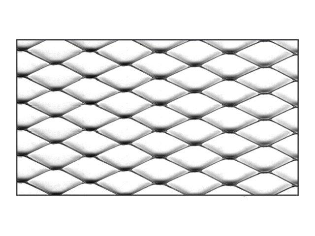 Сетка штукатурная ЦПВС оцинкованная Streck 10х10 мм, рулон 1х10 м