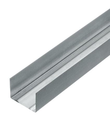 Профиль направляющий Стандарт 50х40 мм, длина 3 м