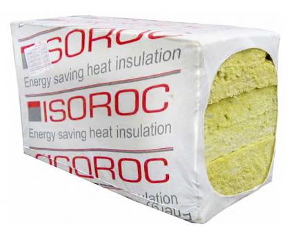 Купить Минеральная вата Isoroc Изоруф Н 1000х600 мм, толщина 100 мм (2 шт/1.2 м²) — Фото №1
