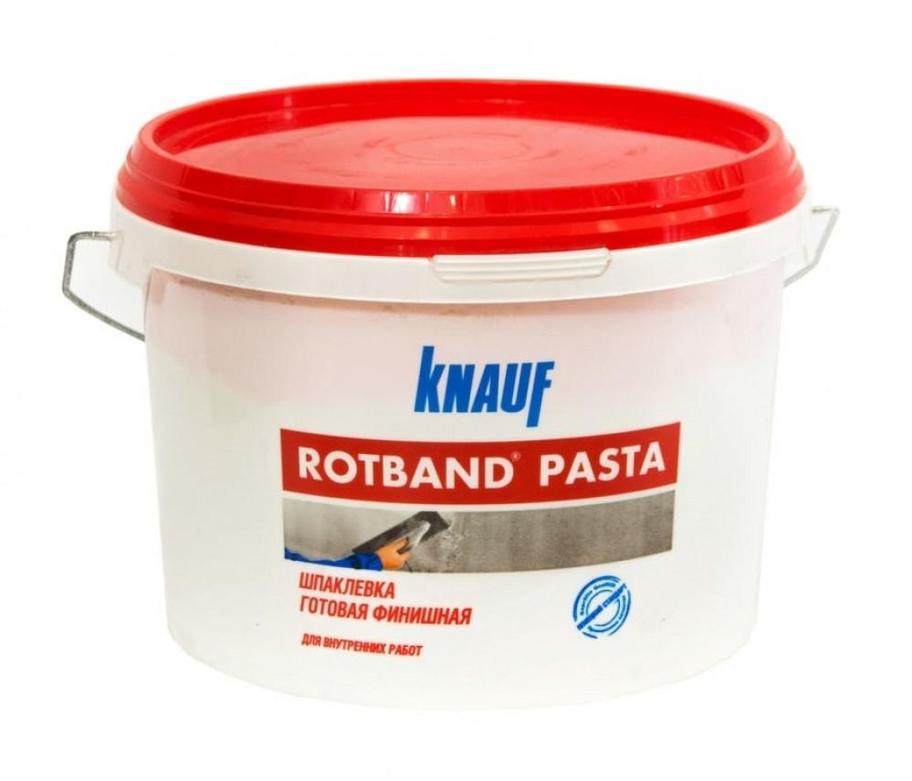 Купить Шпатлевка готовая Knauf Ротбанд Паста, 20 кг — Фото №1