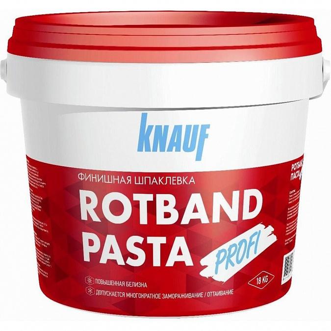 Купить Шпатлевка готовая Knauf Ротбанд Паста Профи, 18 кг — Фото №1