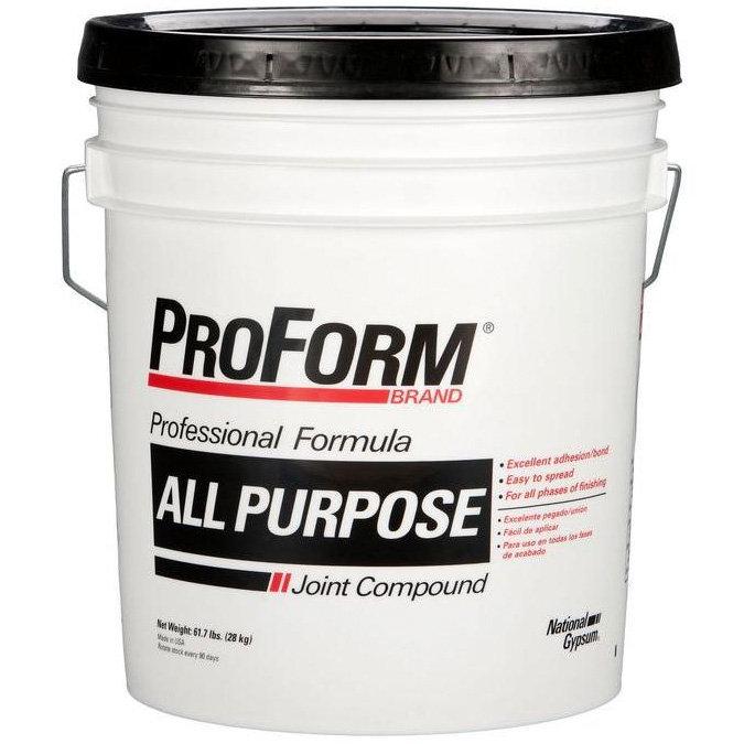 Купить Шпатлевка готовая универсальная ProForm All Purpose, 17 л — Фото №1