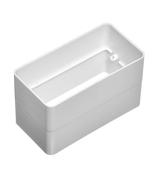 Купить Соединитель для вентиляционных коробов, размер 55х110 мм — Фото №1
