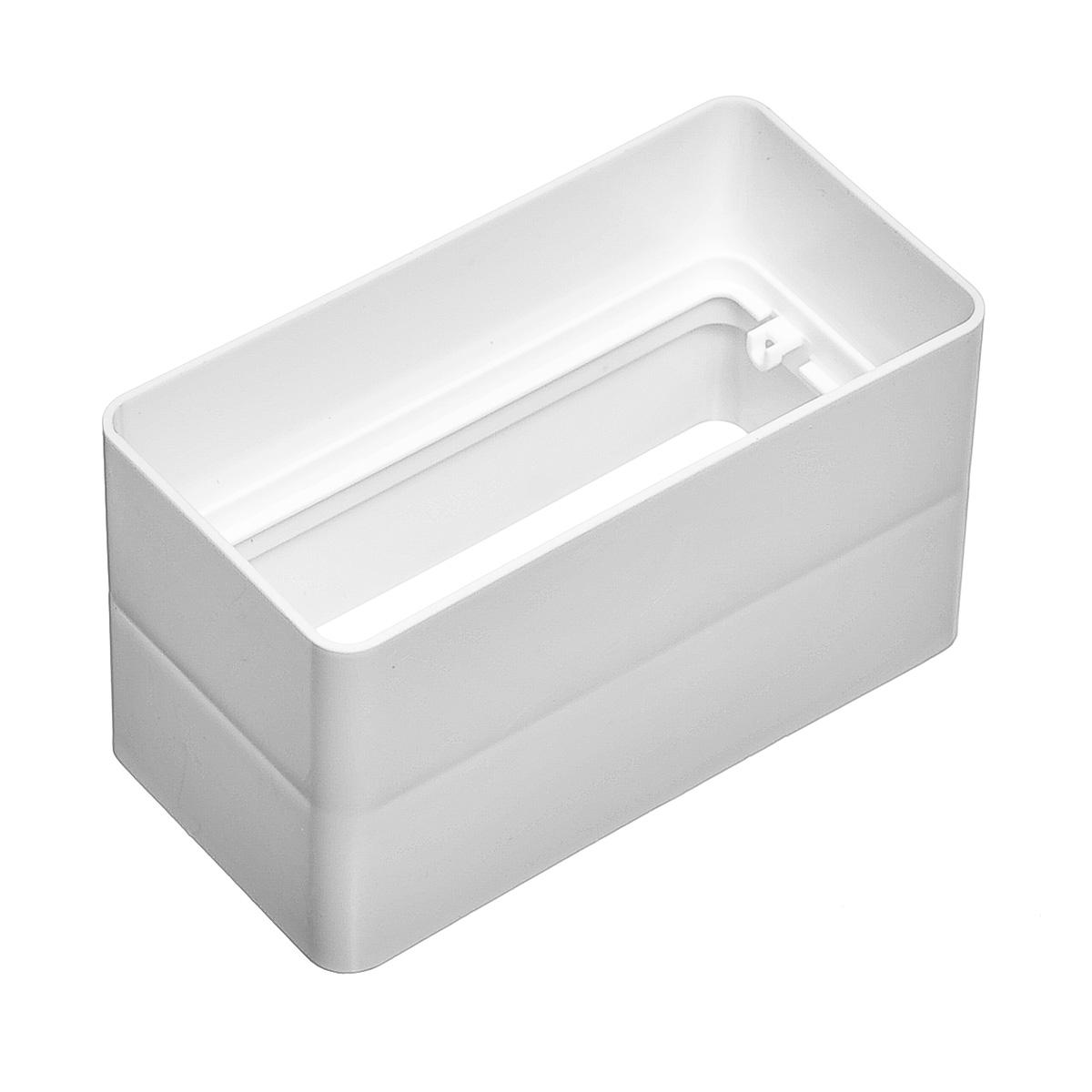 Купить Соединитель для вентиляционных коробов, размер 60х120 мм — Фото №1