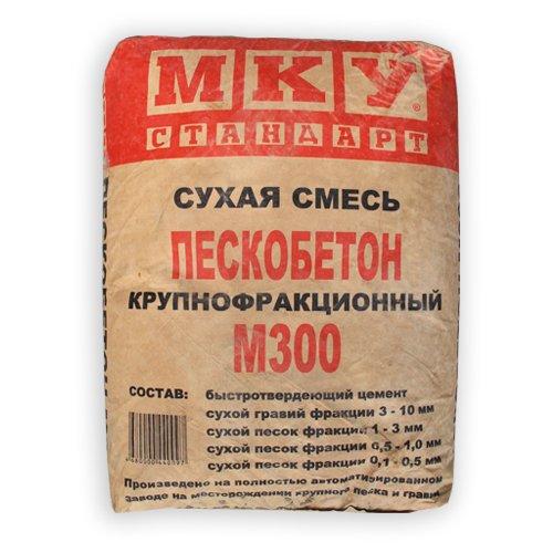 Купить Пескобетон МКУ М300, 40 кг — Фото №1