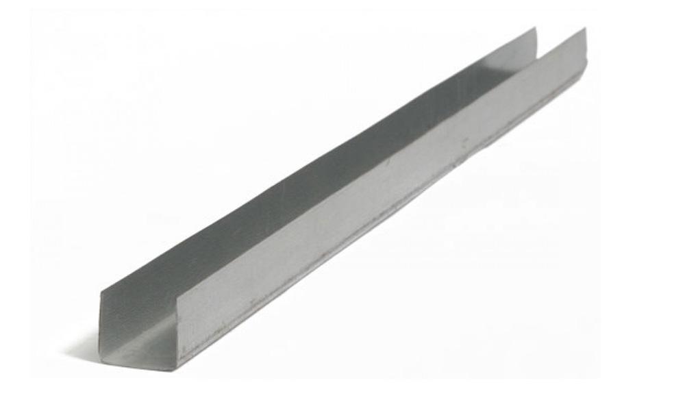 Купить Профиль направляющий потолочный ПН 28х27х0.55 мм Премиум Евро, 3 м — Фото №1
