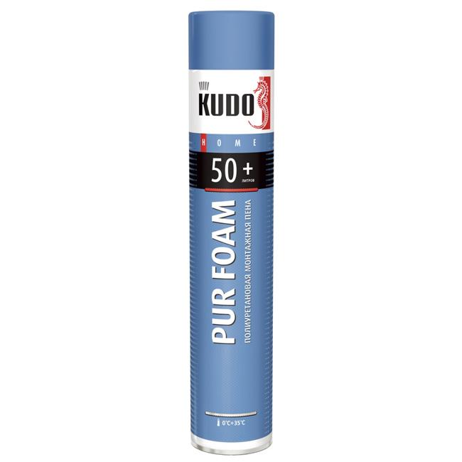 Пена монтажная Kudo Home 50+, 750 мл