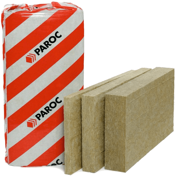 Купить Минеральная вата Paroc eXtra 1200x600 толщина 100 мм (8 плит в упаковке) — Фото №1