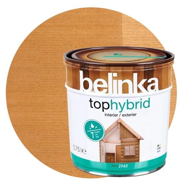 Пропитка для древесины Belinka Tophybrid №15 Дуб, 0,75 л