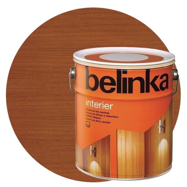 Пропитка для древесины Belinka Interier № 65 Осенние листья, 2,5 л