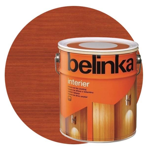 Пропитка для древесины Belinka Interier № 67 Ориентально-оранжевый, 2,5 л