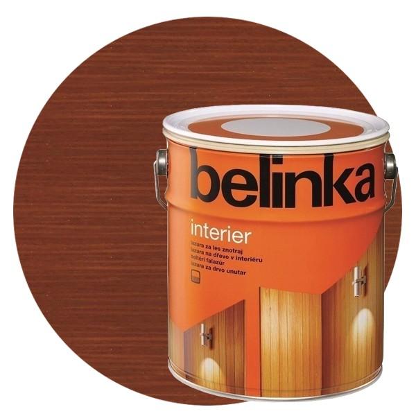 Пропитка для древесины Belinka Interier № 68 Земельно-коричневый, 2,5 л