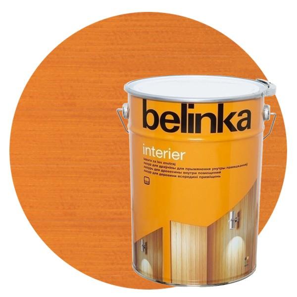 Пропитка для древесины Belinka Interier № 66 Золотое яблоко, 10 л