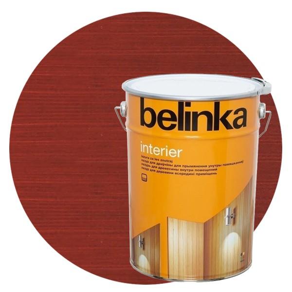 Пропитка для древесины Belinka Interier № 71 Кораллово-красный, 10 л