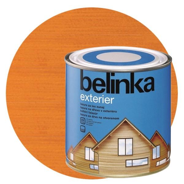 Пропитка для древесины Belinka Exterier № 66 Золотое яблоко, 0,75 л