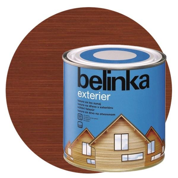 Пропитка для древесины Belinka Exterier № 68 Земельно-коричневый, 0,75 л