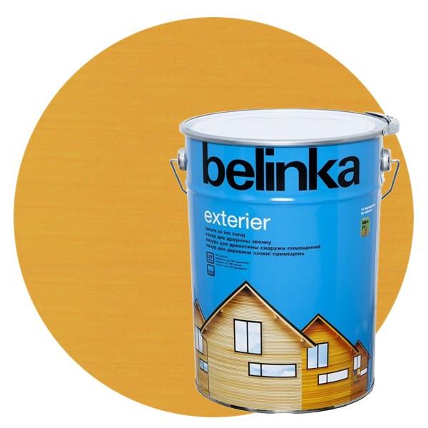 Пропитка для древесины Belinka Exterier № 63 Пшеничные колосья, 10 л