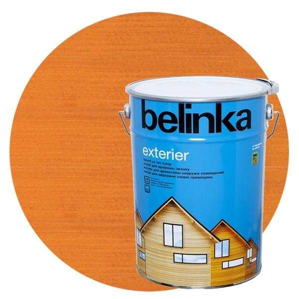 Пропитка для древесины Belinka Exterier № 66 Золотое яблоко, 10 л