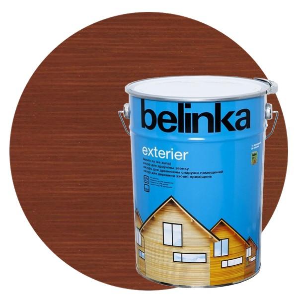 Пропитка для древесины Belinka Exterier № 68 Земельно-коричневый, 10 л