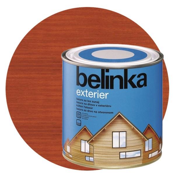 Пропитка для древесины Belinka Exterier № 67 Ориентально-оранжевый, 0,75 л