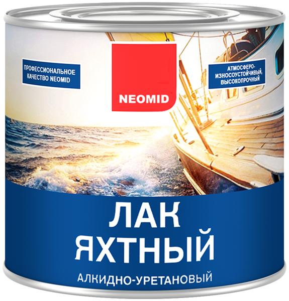 Купить Neomid Yacht 2.5 л. полуматовый