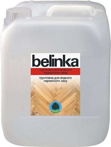 Грунтовка для водного паркетного лака Belinka, 5 л