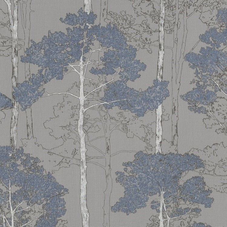 Обои виниловые на флизелиновой основе Rasch Hyde Park 410846 фото