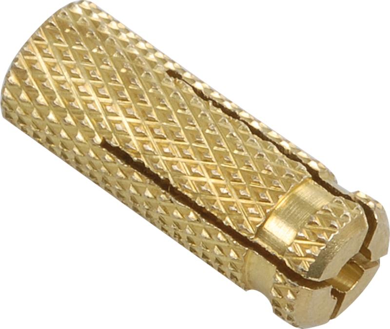 Цанга забивная латунная Tech-Krep LAZ, диаметр М10 (50 шт)