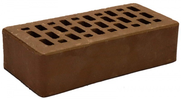 Терекс 250х120х65 мм, Кирпич облицовочный одинарный гладкий (какао)