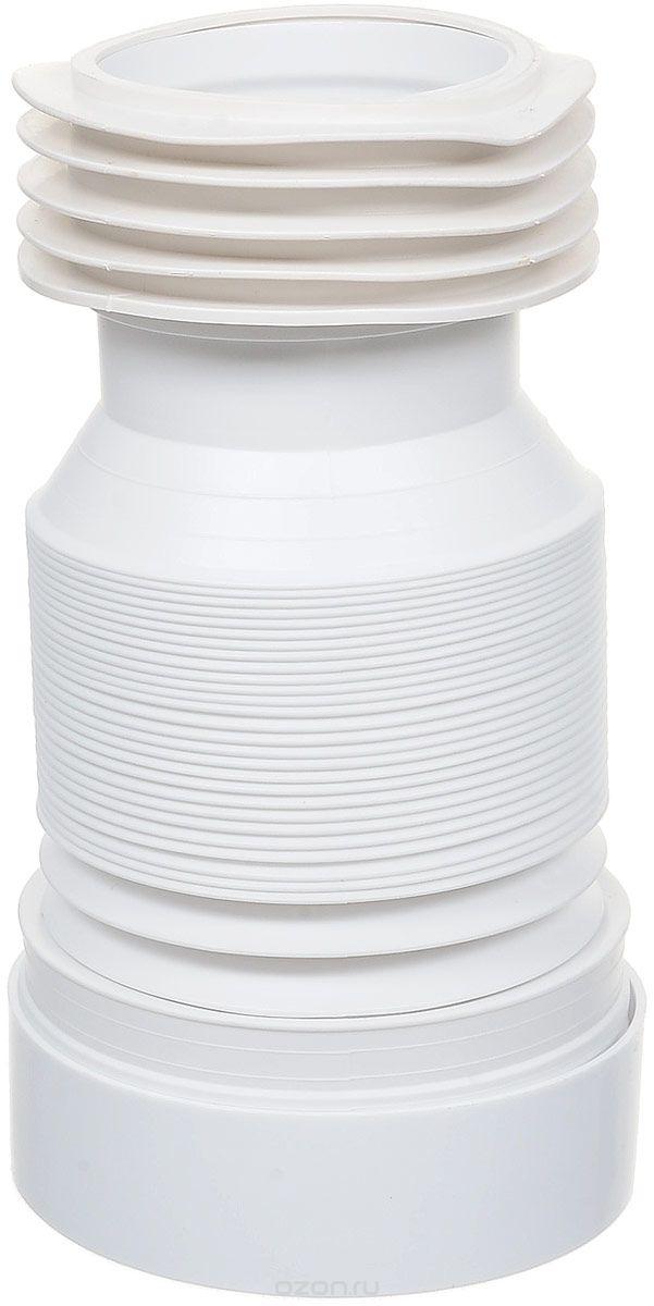 Купить Гофра для унитаза Эконом (длина 250-460 мм) — Фото №1