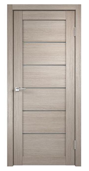 Купить Дверное полотно без притвора Vision (капучино), 2000х600 мм — Фото №1