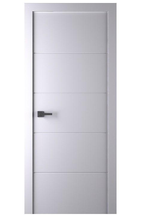 Дверное полотно Belwooddoors Арвика (белая эмаль), 2000х600 мм