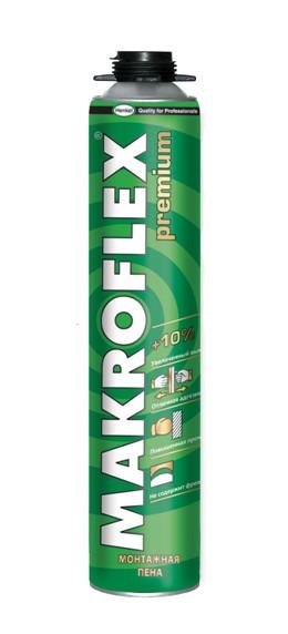 Купить Пена монтажная профи Makroflex Premium, 770 мл — Фото №1