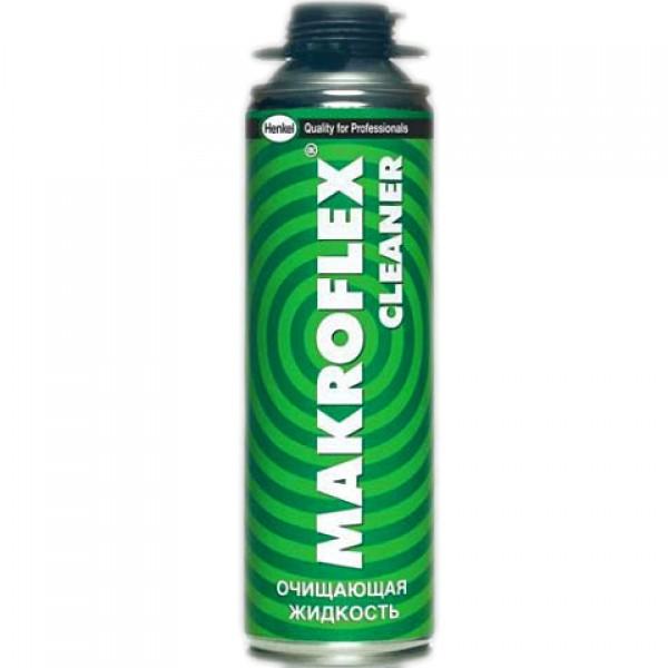 Купить Очиститель неотвердевшей пены Makroflex Premium Cleaner, 500 мл — Фото №1