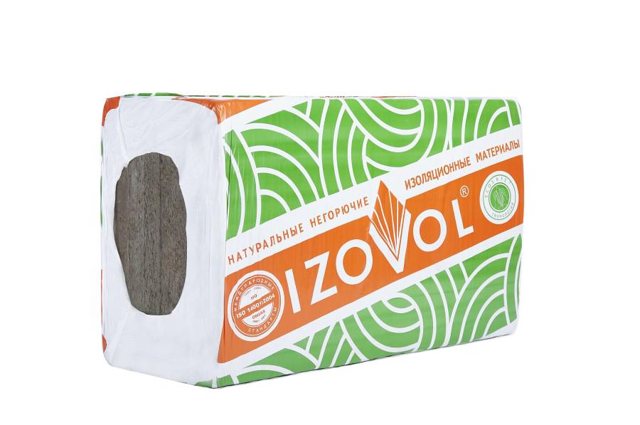 Купить Минеральная вата Izovol СТ-50 1000x600 толщина 50 мм (8 плит в упаковке) — Фото №1