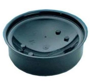 Купить Дно-крышка ПП к гофрированной трубе с уплотнительным кольцом, диаметр 315 мм — Фото №1