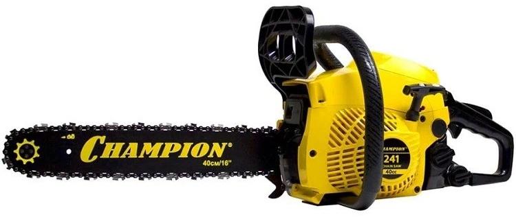 Купить Бензопила Champion 241-16 — Фото №1