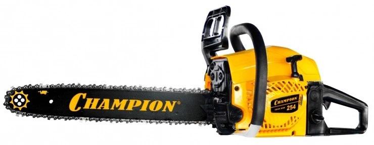 Купить Бензопила Champion 254-18 — Фото №1
