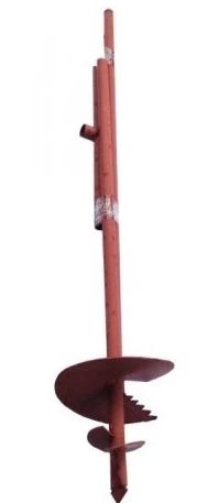 Купить Бур садовый шнековый с удлинителем 31-16, 200 мм — Фото №1